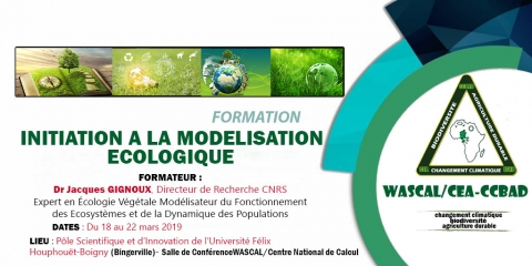 initiation a la modelisation ecologique